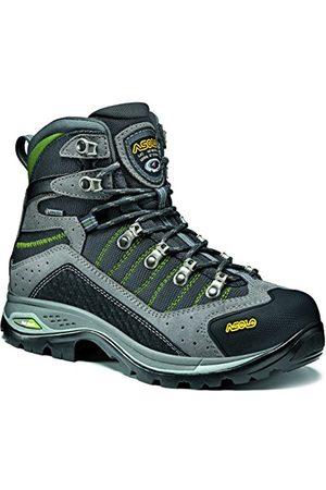 Asolo Drifter Gv Evo ML Chaussures de randonnée pour Femme, Femme, A23105A801, MulticoloreGris Acier (Donkey/Gunmetal/englis Ivy), 6,5UK