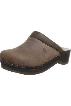 Berkemann Soft Toeffler 00412, Chaussures mixte adulte, (Dunkelbraun), 39.5