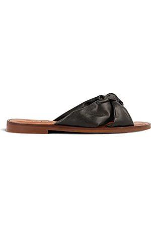 Gadea ANA1487-2, Sandale Plate Femme, Sofia Negro, 40 EU