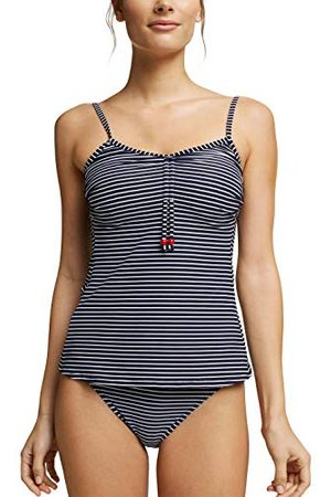Esprit Grenada Beach NYRpadded Tankini Haut, 401, 42 Femme
