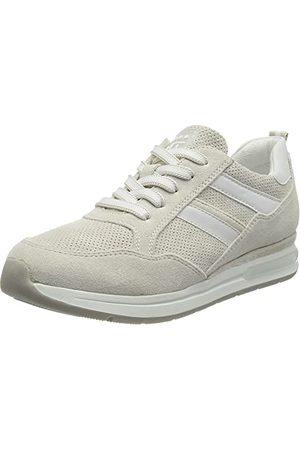 Marco Tozzi 2-2-23709-26 Sneaker, Basket Femme, Offwhite Comb, 39 EU