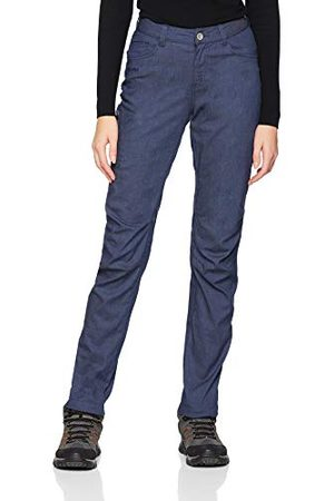 Schöffel Pantalon Alicante, Femme, Navy Blazer, 42