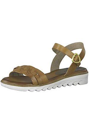 Jana Femmes Sandale 8-8-28602-26 305 Largeur H Taille: 39 EU