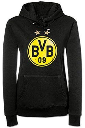 Borussia Dortmund Sweat à capuche avec logo, - , 116
