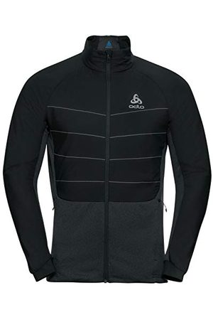 Odlo Jacket Millennium S-Thermic Jackets Homme Black FR: M (Taille Fabricant: M)