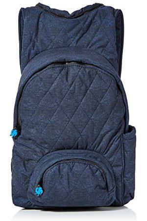 Morikukko Hooded Backpack Navy Bluemixte adulteSacs à dosMulticolore (Navy Blue)33x8x40 Centimeters (W x H x L)