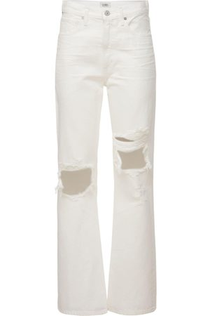 """Citizens of Humanity Femme Bootcut jeans - Jean Relaxed Bootcut En Denim """"libby"""""""