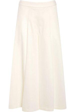 Max Mara Femme Pantalons classiques - Pantalon Ample En Jersey De Laine