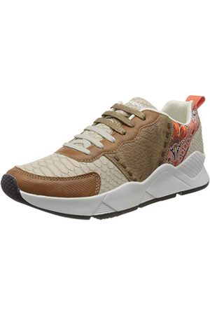 Desigual Shoes Hydra Patch, Basket Femme, 6000, 40 EU