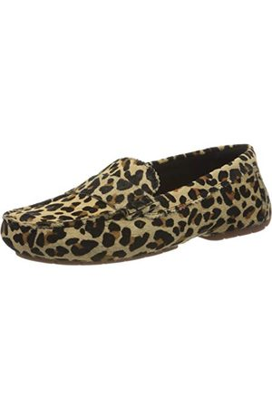 Clarks C Mocc, Mocassins (Loafers) Femme, (Leopard PRT Pony Leopard PRT Pony), 38 EU