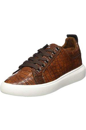 TOM TAILOR 9092403, Basket Femme, Cognac, 42 EU