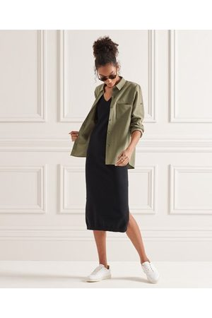 Superdry Femme Chemisiers - Chemise style militaire