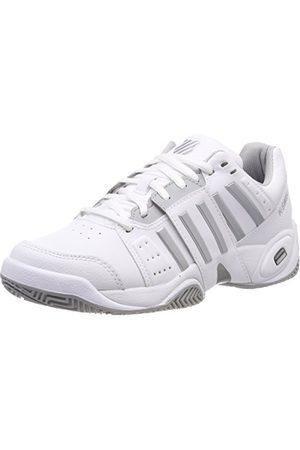 K-Swiss KS Tfw Bigshot Light 3, Chaussures de Tennis Femme (White/Highrise 01) 39.5 EU