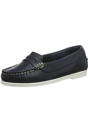 Chatham Sally, Chaussures Bateau Femme, (Navy 001), 40.5 EU