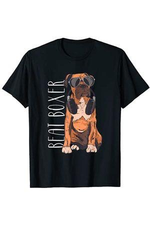 Boxer allemand - dessins de chiens amusants Boxeur allemandBeat Boxer T-Shirt