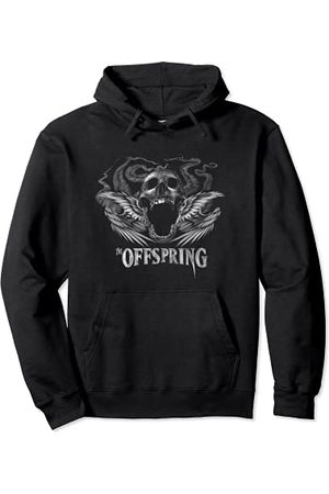 Générique The Offspring Official Feathered Wing Skull Logo Sweat à Capuche