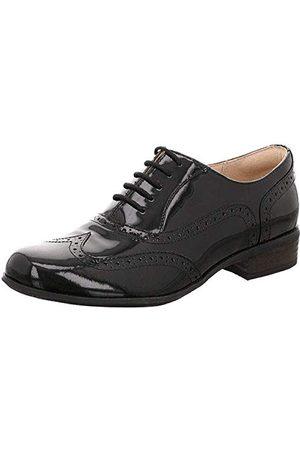 Clarks 20350649, Chaussures basses femme, NoirSchwarz (Black Pat), 39