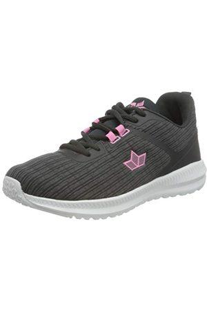 LICO Femme Chaussures - Eliana, Basket Femme, Anthracite, , 37 EU
