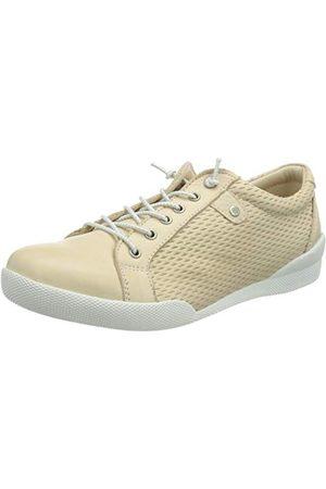 Andrea Conti 341716, Basket Femme, Off White, 41 EU