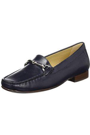 Sioux Cortizia-716, Mocassins (Loafers) Femme, (Night 008), 35.5 EU