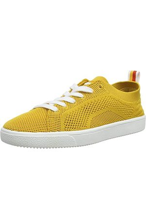 Rocket Dog Tibor, Baskets Femme, (Eng. Knit Yellow P00), 39 EU