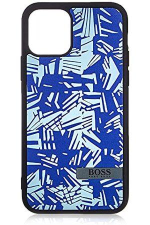 HUGO BOSS Herren pcover_Palm Phone Case, Medium Blue428, 8+