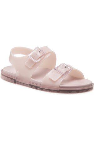 Melissa Sandales - Wide Sandal Ad Lilac 50754