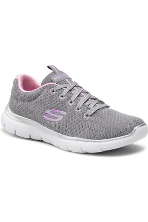 Skechers Chaussures - Simply Special 302070L/GYPK Gray/Pink