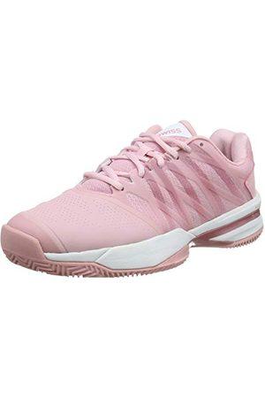 K-Swiss Ultrashot 2 HB, Chaussures de Tennis Femme, (Coral Blush/White 653M), EU