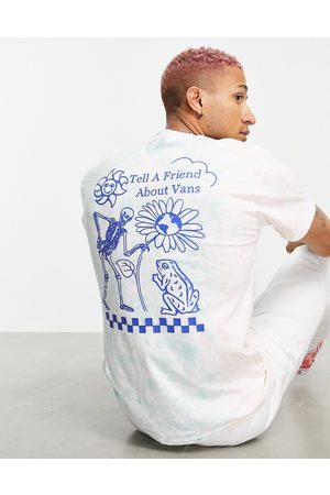 Vans Tell a Friend - T-shirt effet tie-dye