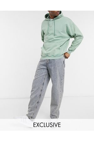 Reclaimed Homme Baggy & Large - Inspired - Jean baggy style années 90 - Délavage effet ancien