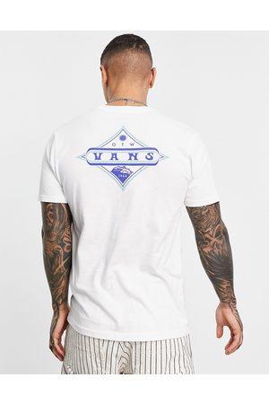 Vans Pointed Shaper - T-shirt à imprimé vintage au dos