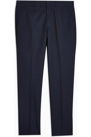 Topman Pantalon de costume skinny - marine