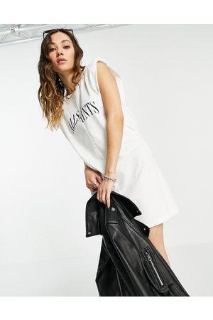 AllSaints Coni - Robe t-shirt sans manches