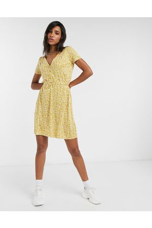 French Connection Aubi Ditsy Meadow - Robe courte en jersey