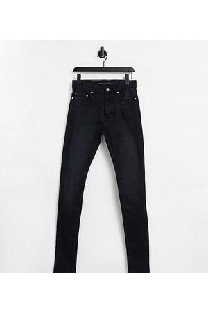 Brave Soul Tall - Ultimate - Jean skinny - Anthracite