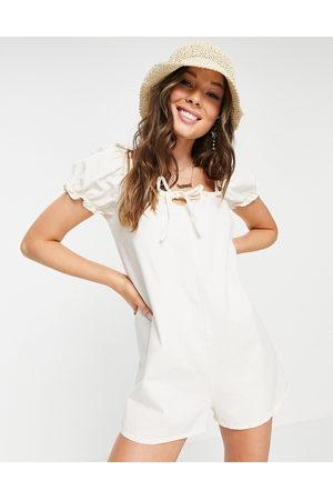 Pull&Bear Combishort style milkmaid