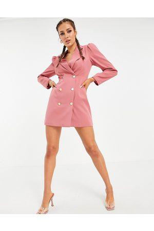 Unique 21 Robe style blazer croisé
