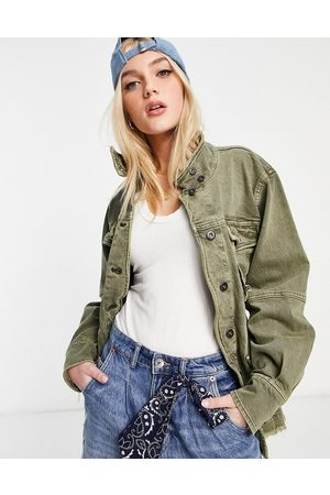 Free People Harley - Chemise militaire