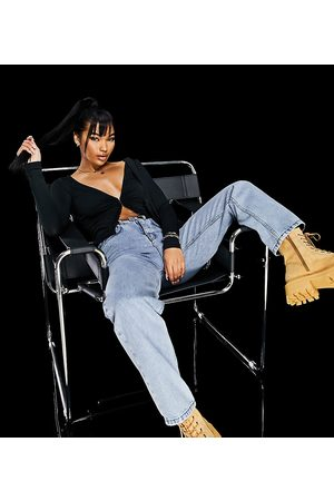 AsYou Jean dad style années 90 - délavé