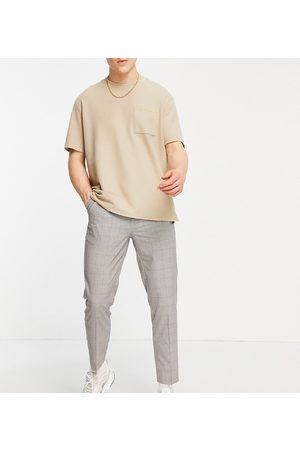 New Look Pantalon habillé fuselé à carreaux