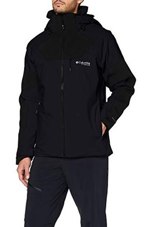 Columbia Powder Keg III Veste Homme, Black, FR : S (Taille Fabricant : S)