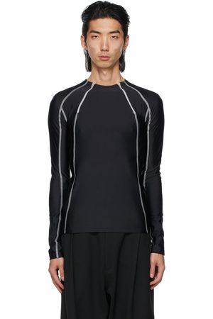 Kennel Schmenger Gmbh T-shirt à manches longues Ande noir en jersey