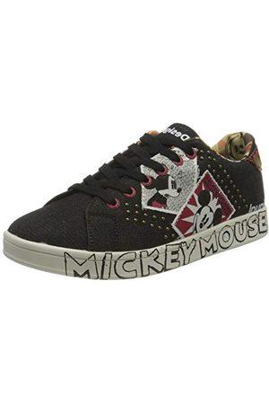 Desigual Shoes_Cosmic_Mickey Deni, Sneakers Woman Femme, , 37 EU