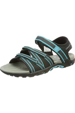 Lafuma Flow Sandal W, Walking Shoe Femme, Black- , 39 1/3 EU