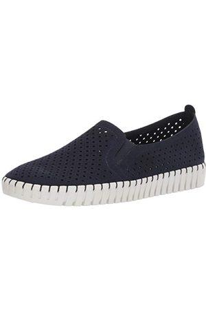 Skechers Femme Sepulveda Blvd la Mode Sneaker, Nvy, 36 EU