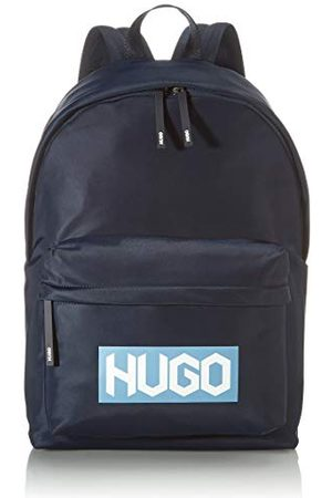 HUGO BOSS HUGO Record JL_Backpack, Sac Dos Homme, Navy410, Taille Unique