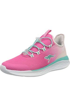 KangaROOS KQ-Nippy, Basket Femme, Fandango Pink Ocean 6241, 38 EU