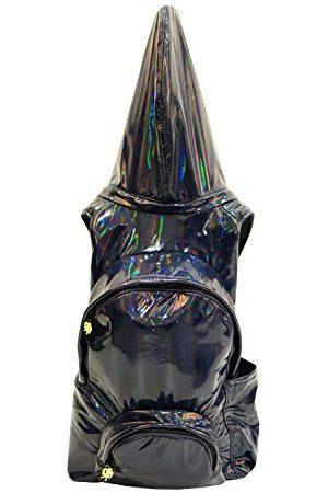 Morikukko Hooded Backpack Foldable Copper Silvermixte adulteSacs à dosArgenté (Copper Silver)33x8x40 Centimeters (W x H x L)