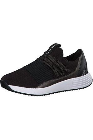 Under Armour Breathe Lace, Sneakers Basses femmeNoir (Black Black), 42.5 EU